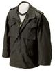 Полевая куртка M-65 с подстёжкой TRU-SPEC Black .  Military Shop.