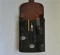 Немецкая офицерская сумка реплика