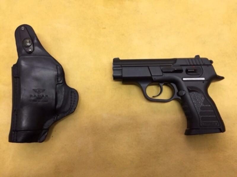 Aaron- tanfoglio inna pistol 9mm- gun of the day