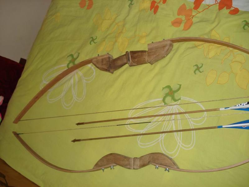 Как сделать в домашних условиях лук для детей 356
