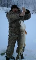 Рыбалка на Новый Год