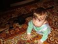 Мой маленький Мишка и большой карабин