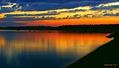 Все краски неба на воде...