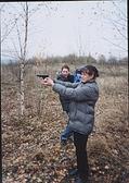 осенние стрельбы