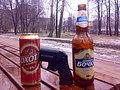 ОСА, дождь, пиво...
