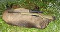 Первый кабан добыт с использованием новой винтовки