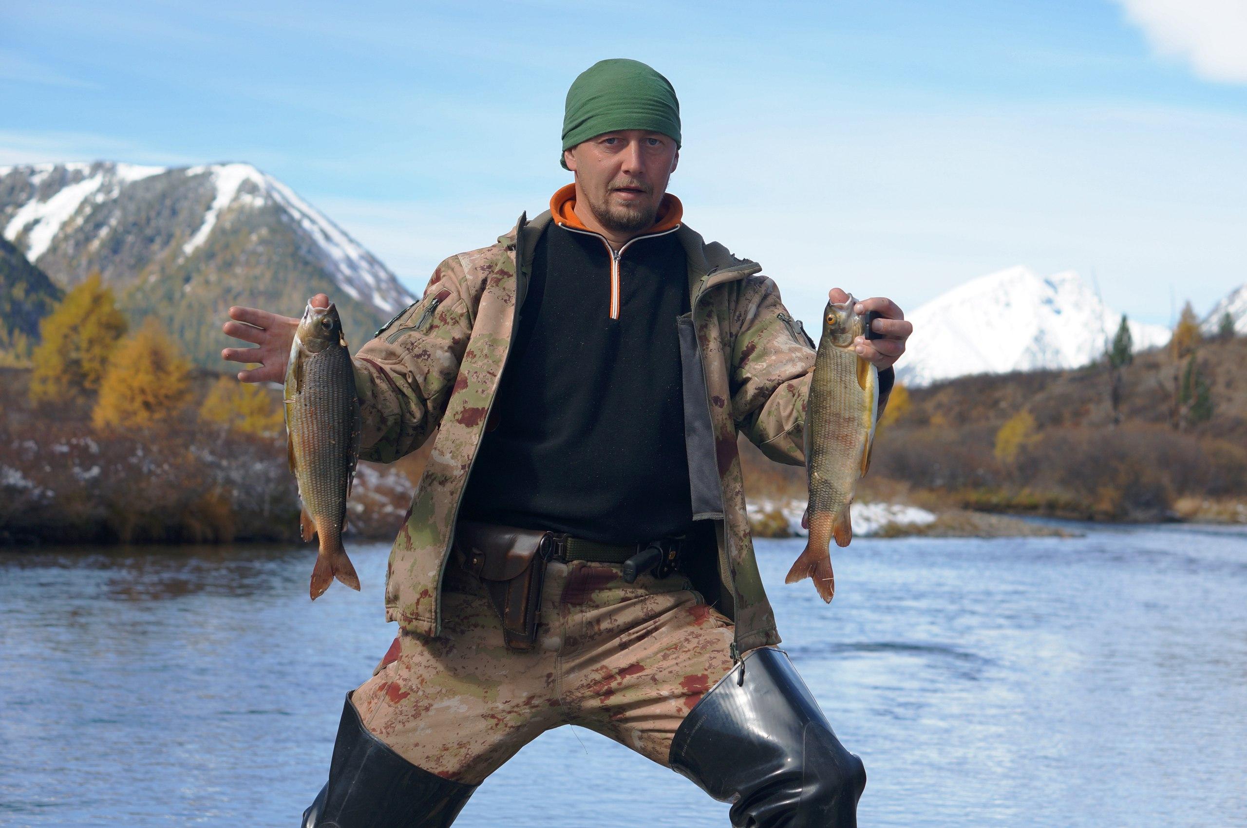Что нужно мужчине для рыбалки